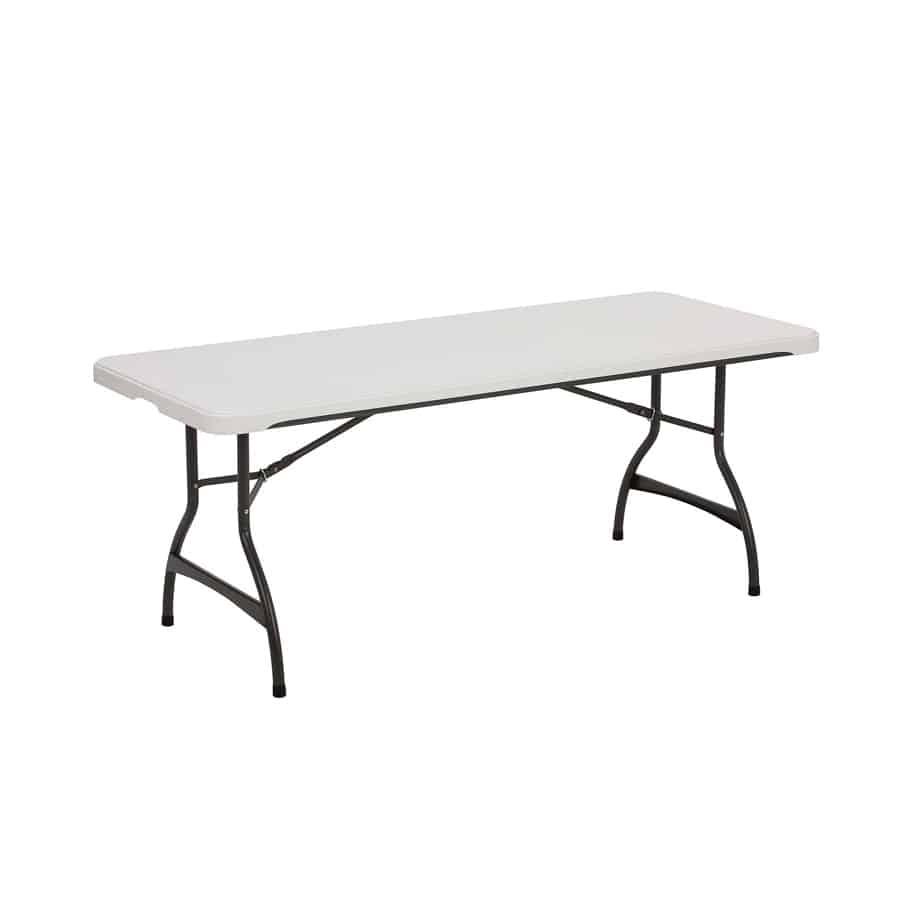 - LIFETIME 6' FOLDING TABLE - Northwoods Wholesale Outlet