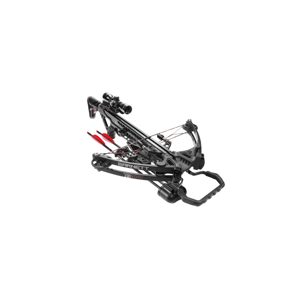 Bar t Ts 370 Crossbow on waterproof outlet
