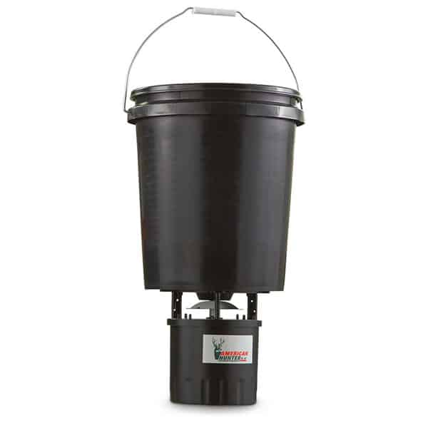 AMERICAN HUNTER 5 GALLON DIGITAL BUCKET FEEDER