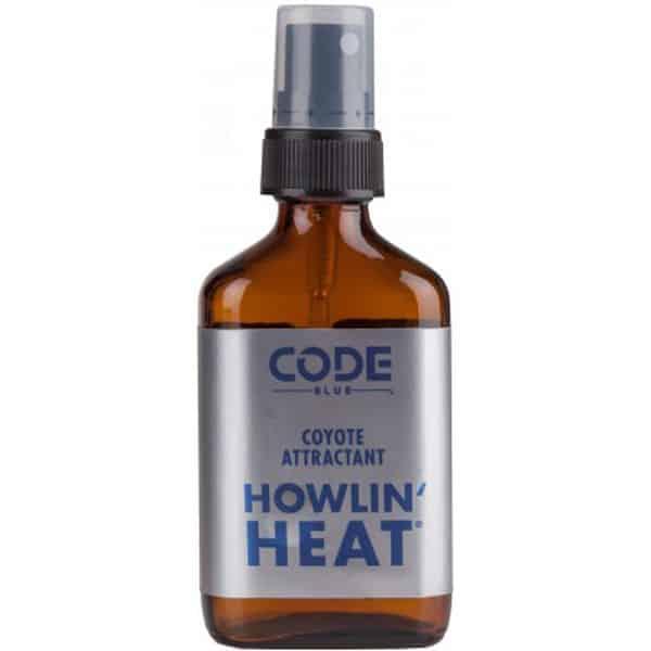 CODE BLUE HOWLIN HEAT