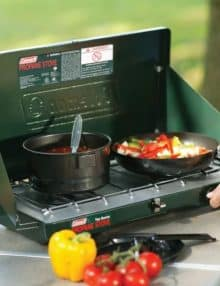 Camp Stoves & Grills