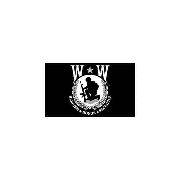 Pow Mia Veterans Wounded Warrior Flags Northwoods