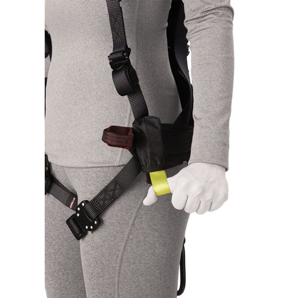 GORILLA GEAR G-TAC AIR WOMENS SAFETY HARNESS BLACK