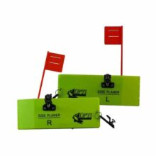 OPTI TACKLE ULTIMATE PLANER BOARD WITH SPRING FLAG SYSTEM
