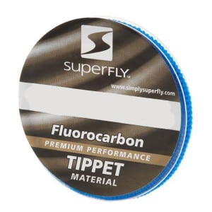 SUPERFLY FLUOROCARBON TIPPET MATERIAL