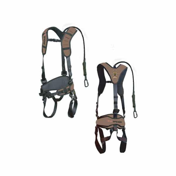 TREE SPIDER TREESTAND SAFETY HARNESS