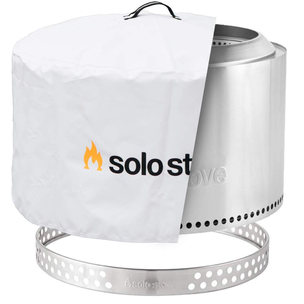 Solo Stove Yukon Fire Pit Bundle With Stand And
