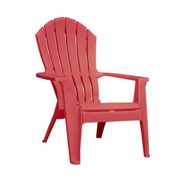 Adams Realcomfort Adirondack Resin Chair 12 Colors To