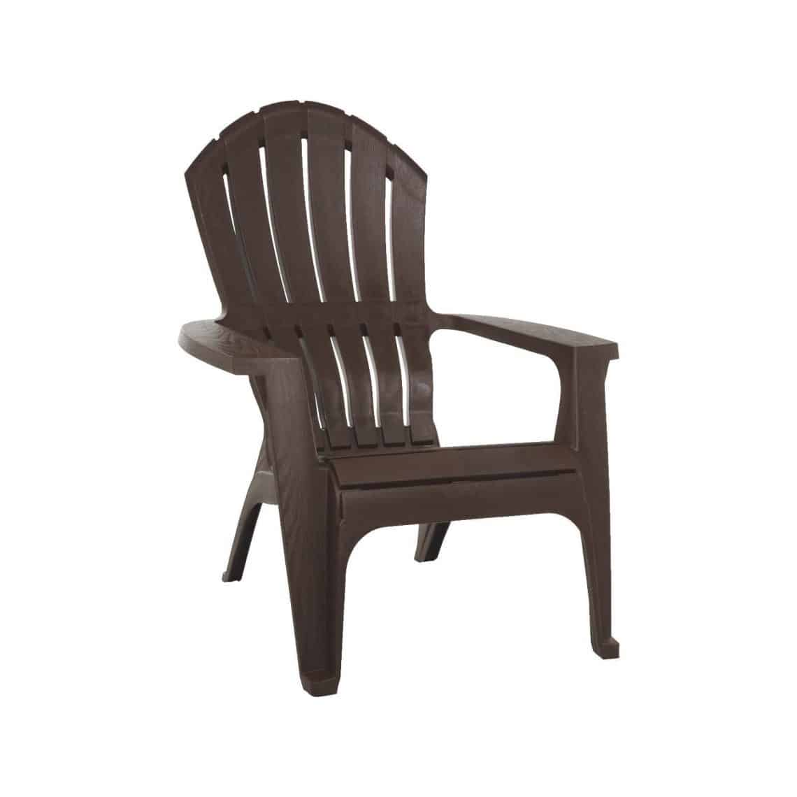 Adams Realcomfort Adirondack Resin Chair 10 Colors To