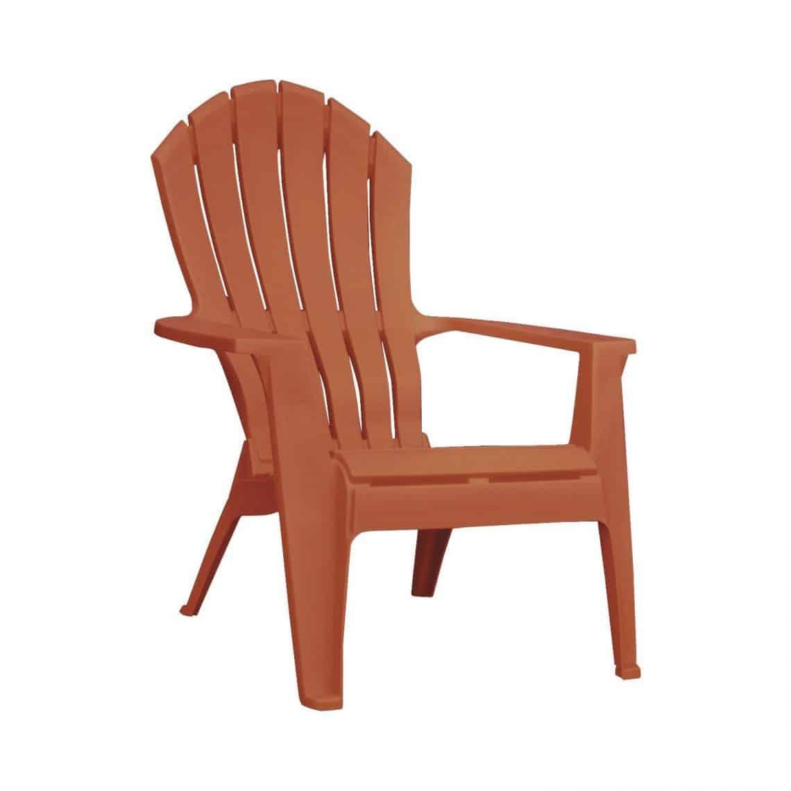 Adams Realcomfort Adirondack Resin Chair 10 Colors To