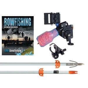 BOWFISHING THE HOTTEST ACTIVITY