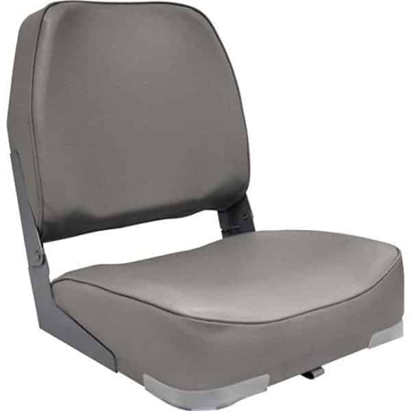 attwood low back boat seat