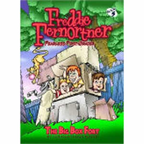 Freddie Fernortner Fearless First Grader Northwoods