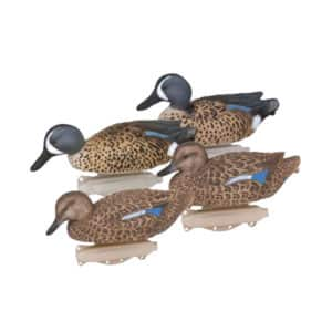 STORMFRONT™ CLASSIC BLUE WINGED TEAL 6-PACK