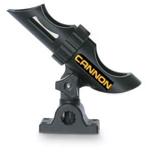 CANNON EXCLUSIVE THREE POSITION ROD HOLDER