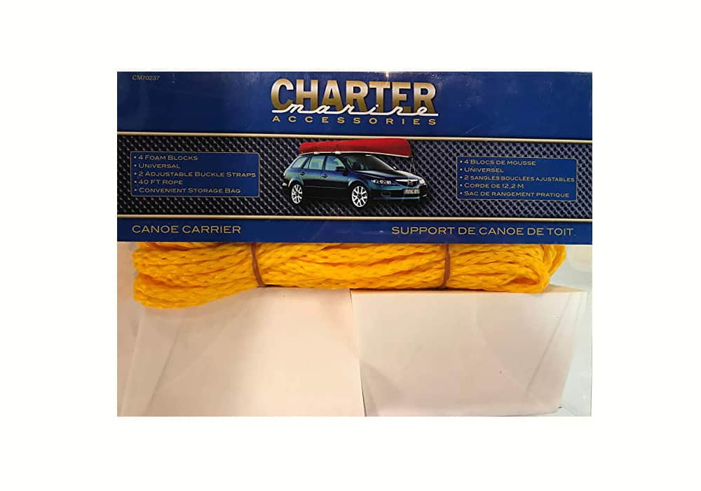 CHARTER ACCESSORIES – CANOE CARRIER