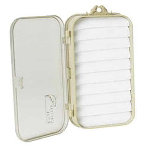 CRYSTAL RIVER 2 SIDED FLY BOX