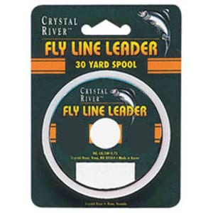 CRYSTAL RIVER FLY LINE LEADER