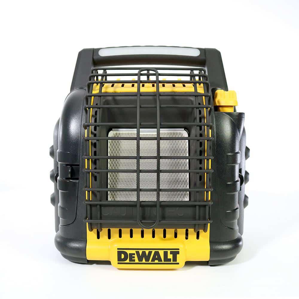 Dewalt Dxh12b Cordless Propane Radiant Heater Northwoods