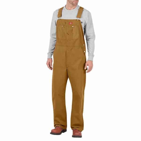 DICKIES DUCK DENIM BIB OVERALL