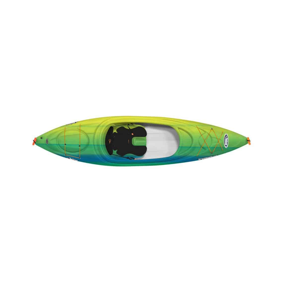 Pelican Fazer 100 Kayak Northwoods Wholesale Outlet