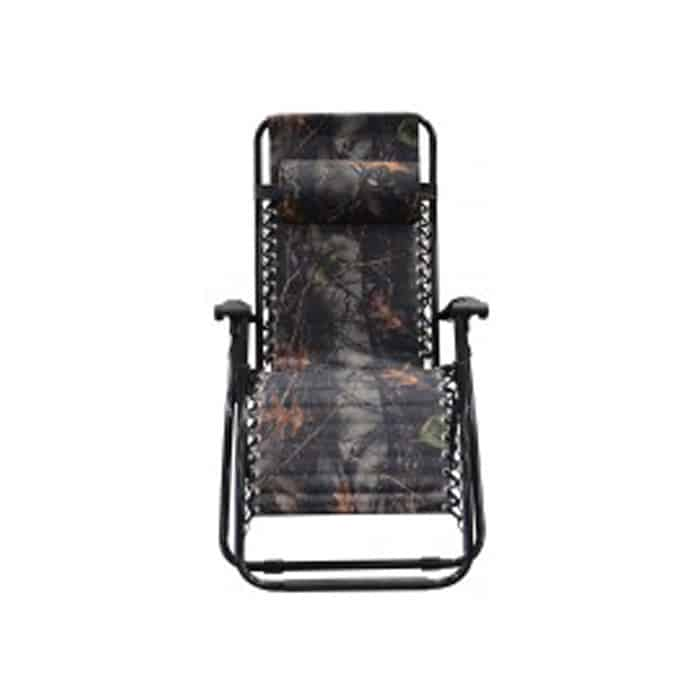 Camo Lounge Chair: WFS ZERO GRAVITY CAMO LOUNGER