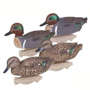 STORMFRONT™ CLASSIC GREEN WINGED TEAL 6-PACK