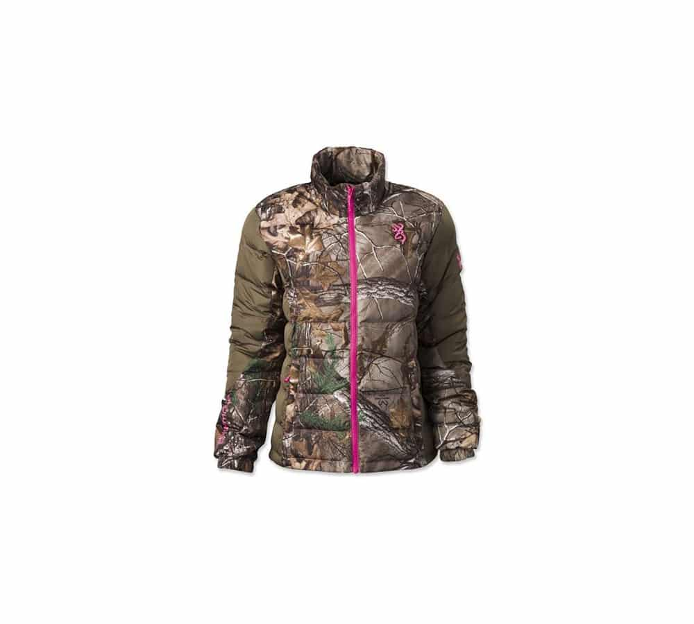 7092be8e78d76 Clothing BROWNING HELL'S BELLE WOMENS BLENDED DOWN JACKET $79.99