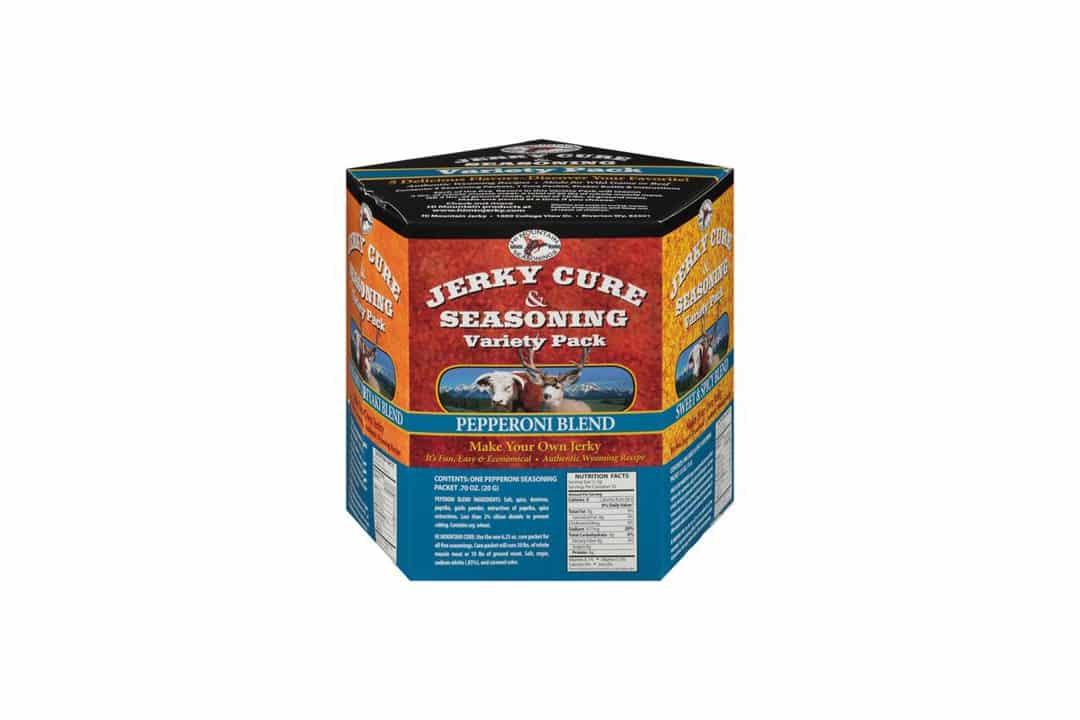 Hi Mountain Seasons Jerky Cure Seasoning Variety Pack