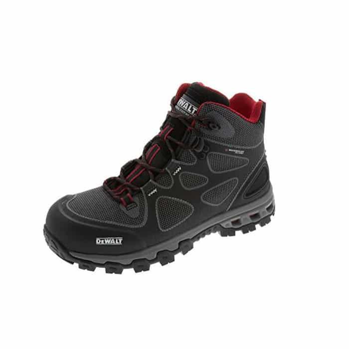 e5af11f5be19 DEWALT FOOTWEAR MEN S LITHIUM STEEL TOE WATERPROOF BOOTS ...
