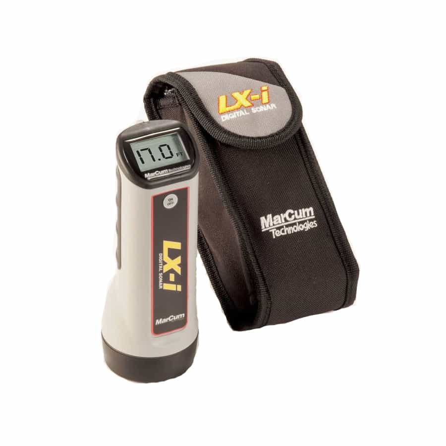 Marcum Lx I Digital Handheld Sonar Northwoods Wholesale