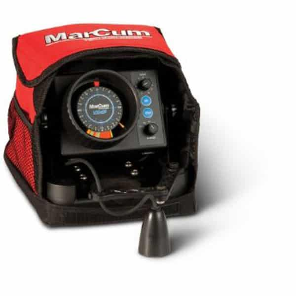 Marcum vx 1 sonar flasher system northwoods wholesale outlet for Cheap ice fishing flasher