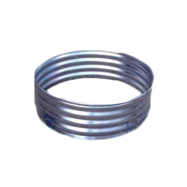 jenson bridge corrugated galvanized fire rings - Fire Rings