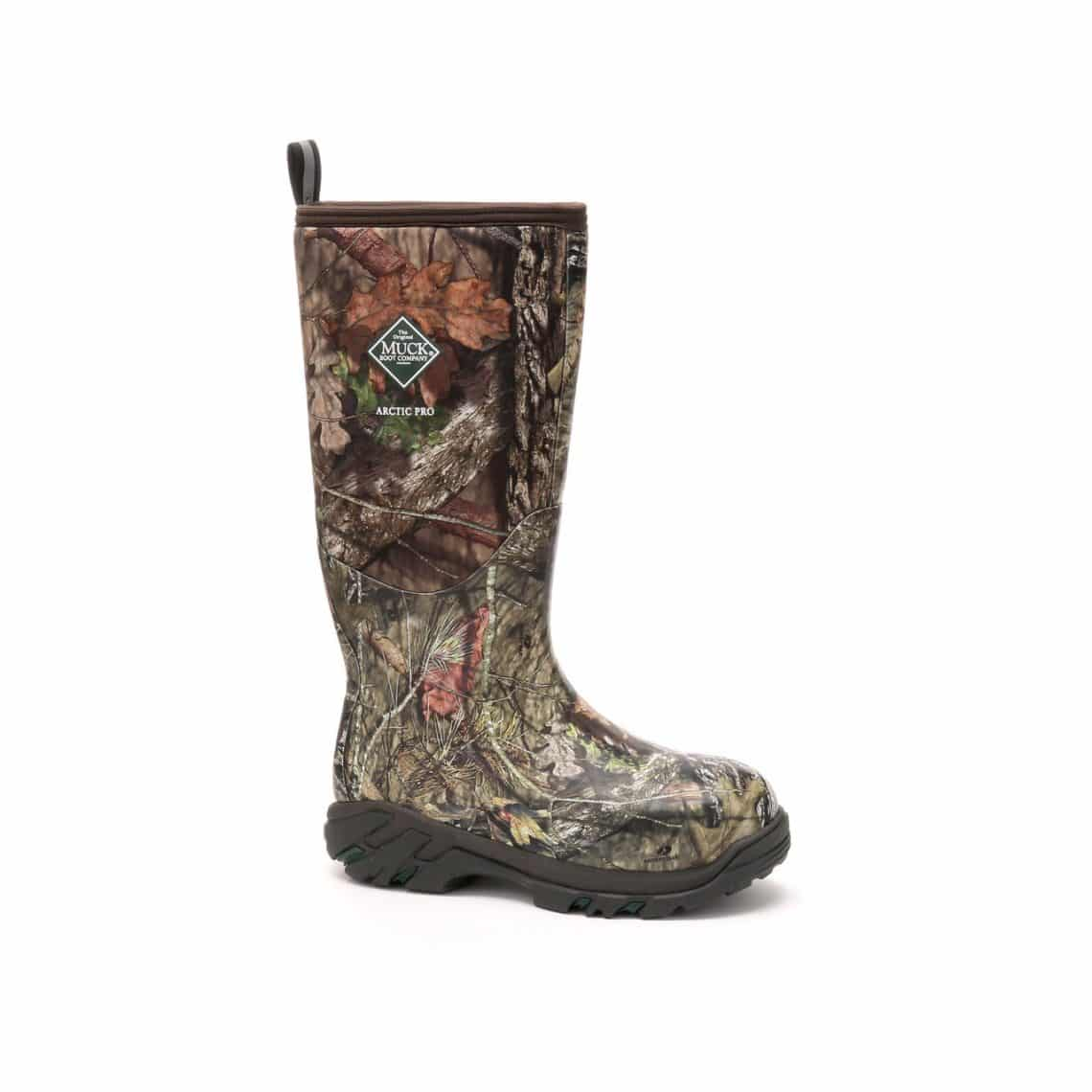 watch aea99 f6b2e MUCK MEN'S ARCTIC PRO (-60° TO 40°) HUNTING BOOTS CAMO