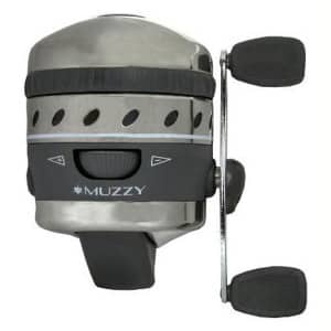 MUZZY XD SPIN STYLE BOWFISHING REEL