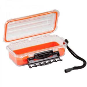 PLANO GUIDE SERIES SMALL ORANGE WATERPROOF STORAGE