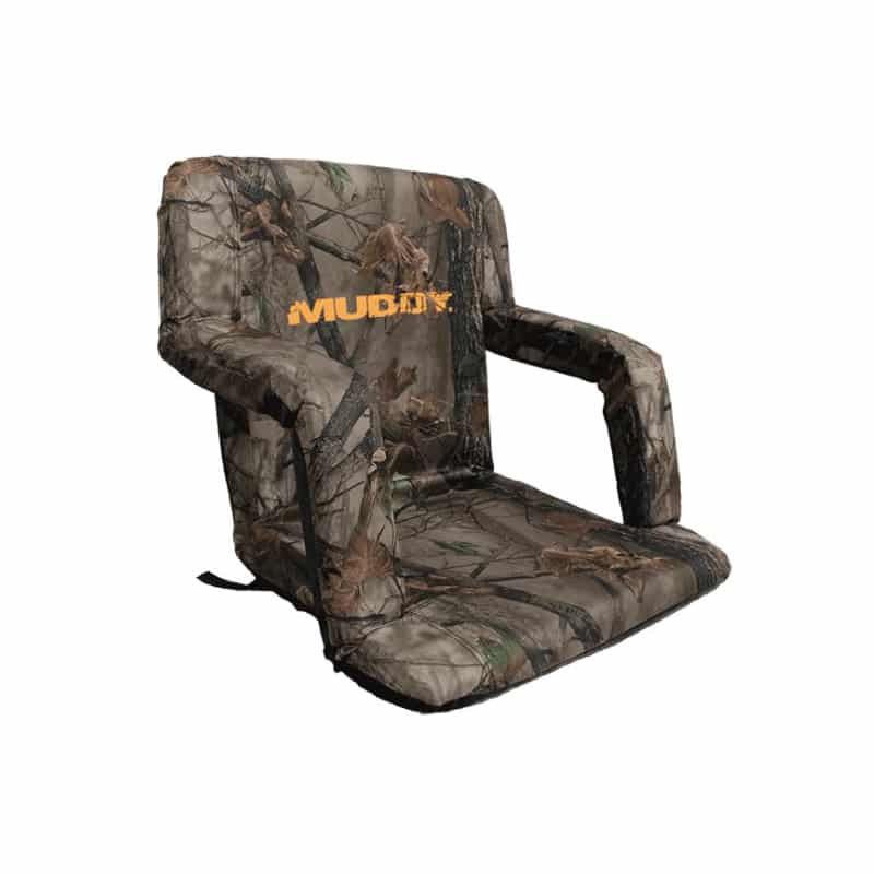 Muddy Deluxe Stadium Bucket Chair Northwoods Wholesale