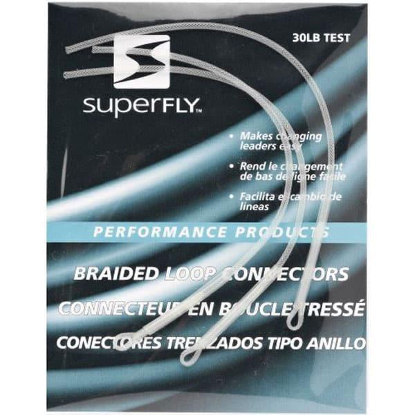 SUPERFLY BRAIDED LOOP CONNECTORS