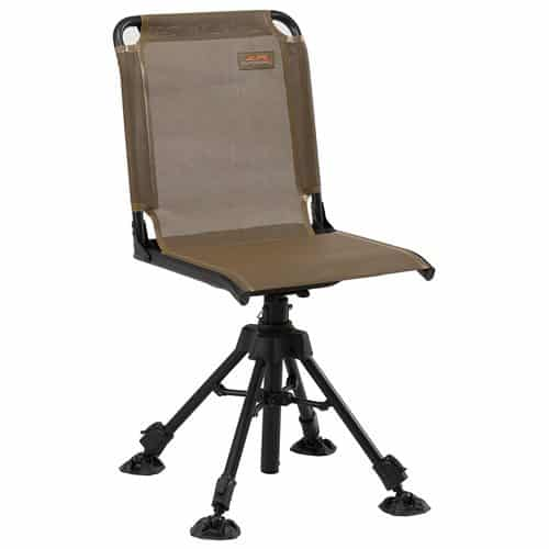 hunting chairs blind chair ideas marvellous allen swivel blinds design stools back bold high