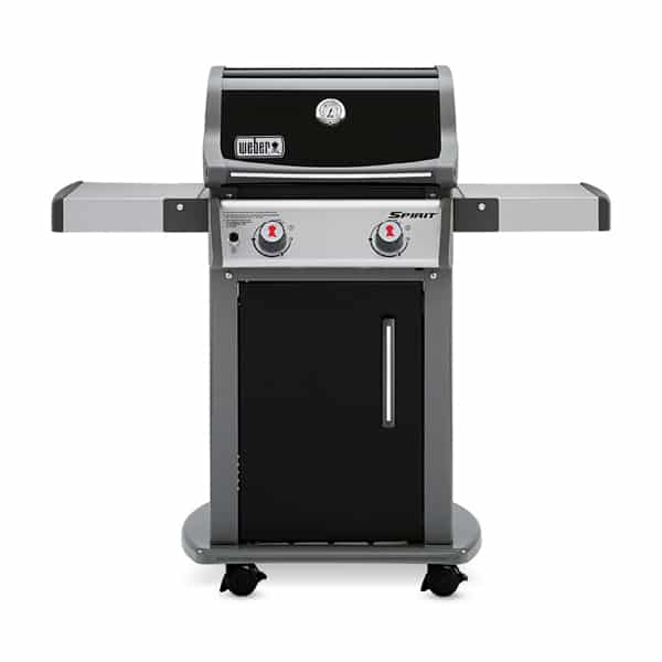 weber spirit e 210 lp grill black northwoods wholesale outlet. Black Bedroom Furniture Sets. Home Design Ideas