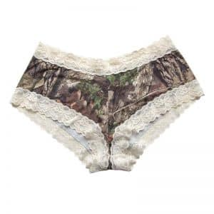 2bb721771d73 Women s Apparel WILDERNESS DREAMS COUNTRY LACE BOY SHORT  11.99
