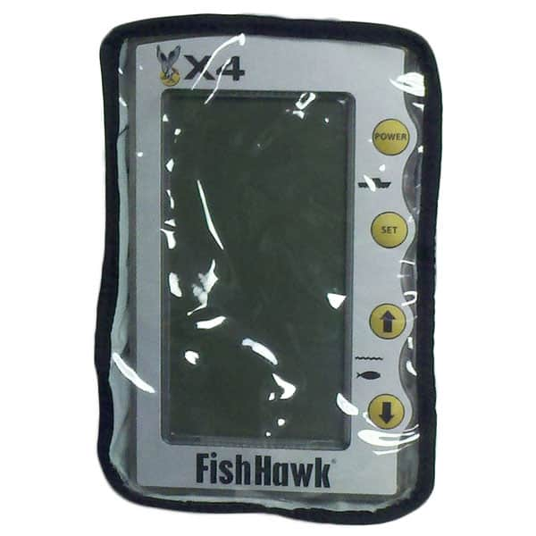 FISH HAWK X4 FOUL WEATHER DISPLAY COVER